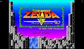 BS Legend of Zelda: The Third Quest