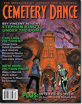 Cemetery Dance Issue #63: The Halloween Special Issue