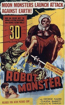 Robot Monster (1953)