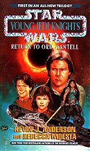 Return to Ord Mantell (Star Wars: Young Jedi Knights #12)