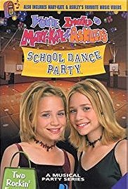 You're Invited to Mary-Kate  Ashley's School Dance Party