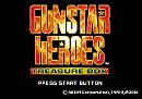 Sega Ages 2500 Series Vol. 25: Gunstar Heroes Treasure Box - Playstation 2