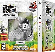 Chibi-Robo!: Zip Lash with Chibi-Robo amiibo bundle
