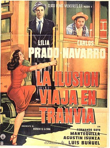 Illusion Travels by Streetcar (1956)