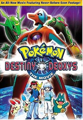 Pokémon: Destiny Deoxys