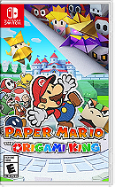 Paper Mario-The Origami King