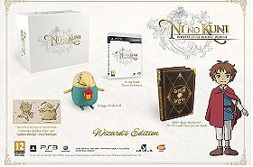 Ni no Kuni Wrath of the White Witch: Wizard's Edition