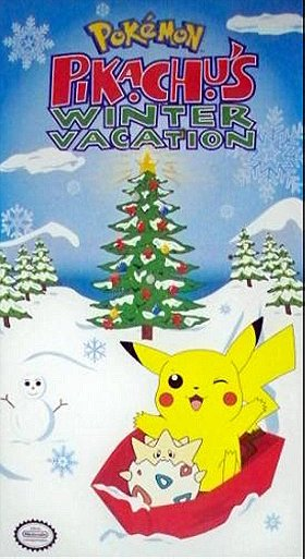 Pokémon: Pikachu's Winter Vacation 2