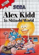Alex Kidd in Shinobi World