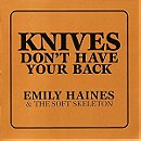 Knives Don't Have Your Back