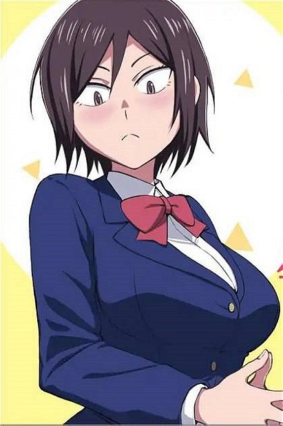 Hitomi-chan is Shy with Strangers by Natsumi Cyorisuke