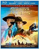 Cowboys & Aliens (Blu-ray/DVD/Digital Copy)