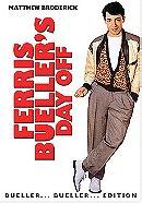 Ferris Bueller's Day Off Bueller...Bueller... Edition
