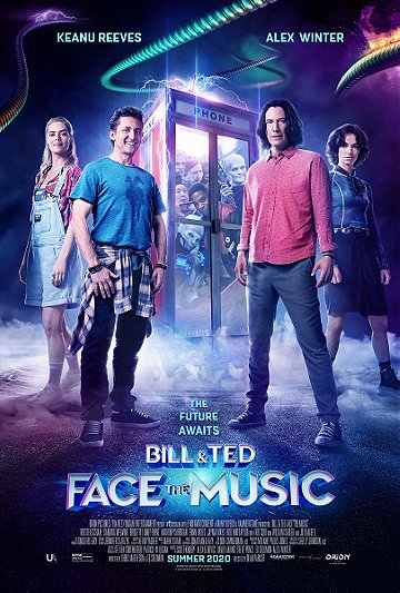 Bill  Ted Face the Music