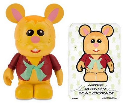 The Muppets Vinylmation Series 1: Bean Bunny