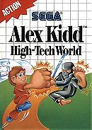 Alex Kidd - High Tech World