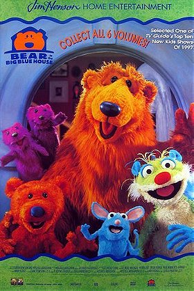 Bear in the Big Blue House (1997-2006)