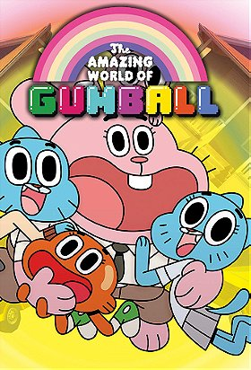 The Amazing World of Gumball                       (2011-2019)