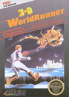 The 3-D Battles of WorldRunner