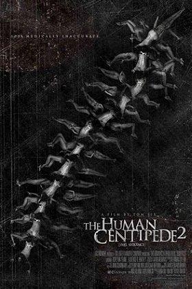 The Human Centipede II (2011)
