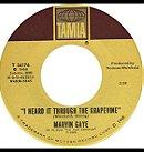 I Heard It Through the Grapevine-Marvin Gaye (1968)