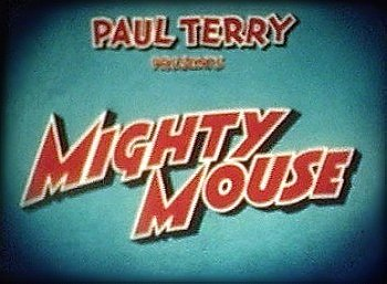 Mighty Mouse (1942-1961)