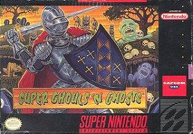 Super Ghouls N' Ghosts