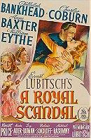 A Royal Scandal