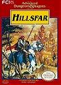 Advanced Dungeons and Dragons: Hillsfar