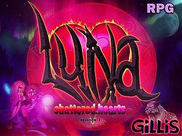 Luna: Shattered Hearts - Episode 1