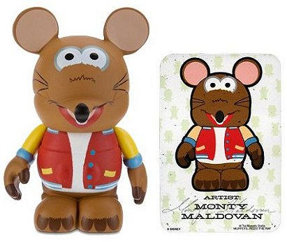 The Muppets Vinylmation Series 1: Rizzo the Rat