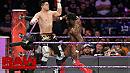 TJ Perkins vs. Rich Swann vs. Noam Dar (WWE, Raw 11/21/16)