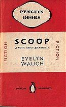 Scoop - Evelyn Waugh