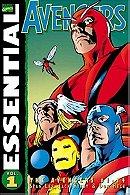 Essential Avengers Volume 1 TPB: v. 1 (Essential (Marvel Comics))