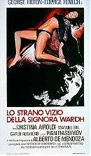 The Strange Vice of Mrs. Wardh (1971)