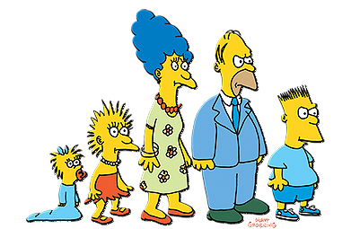 The Simpsons shorts (1987-1989)