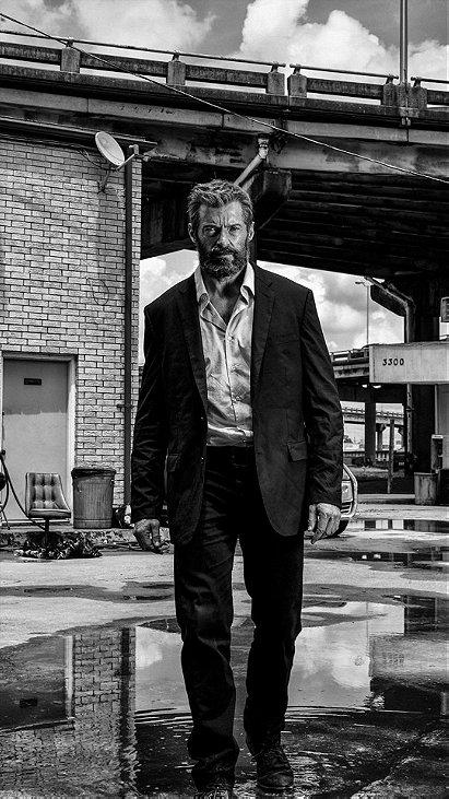 Wolverine/Logan  (Hugh Jackman)