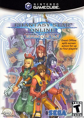 Phantasy Star Online Episode I & II Plus