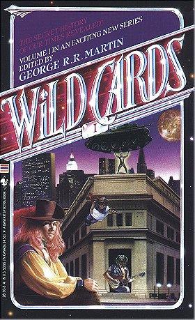 Wild Cards (Wild Cards #1)