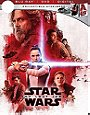 Star Wars: The Last Jedi Limited Edition SteelBook (Blu-Ray+DVD+Digital) CollectiblePackaging