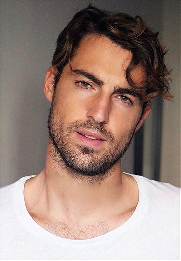 Handsome spanish men most 608 Mesmerizing