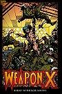 Weapon X (wolverine) (Marvel Comics) (X-Men)