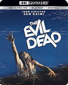 The Evil Dead (4K Ultra HD + Blu-ray + Digital)