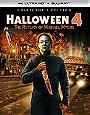 Halloween 4: The Return of Michael Myers (4K Ultra HD + Blu-ray) (Collector