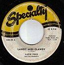 Lawdy Miss Clawdy / Mailman Blues