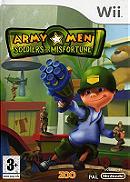 Army Men Soldiers of Misfortune - Nintendo Wii