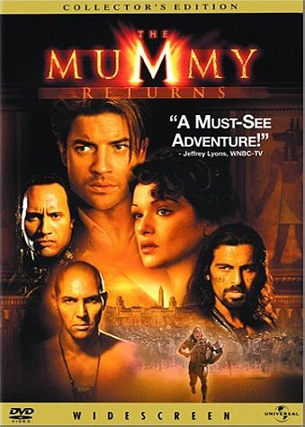 The Mummy Returns (Full Screen Collector