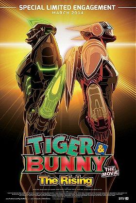 Gekijouban Tiger  Bunny: The Rising