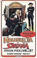 Halleluja and Sartana Strike Again [VHS]