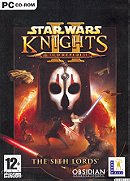 Star Wars: Knights of the Old Republic II - The Sith Lords (UK)